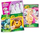 Crayola Girls' Activity Pack 1