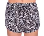 Just Add Sugar Women's Alice Short - Black/White 1