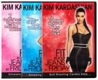 Kim Kardashian Fit In Your Jeans By Friday 3-DVD Set 5