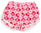 Cupid Girl Boardies - Pink 1