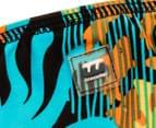 Waverat Boys' All Over Print Boardies - Orange 4