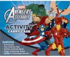 Scholastic Avenger Assemble Activity Carry Case 1