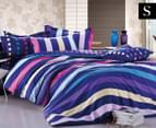 Ardor Beth Single Quilt Cover Set - Multi 1