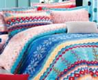 Ardor Norska Single Quilt Cover Set - Multi 2
