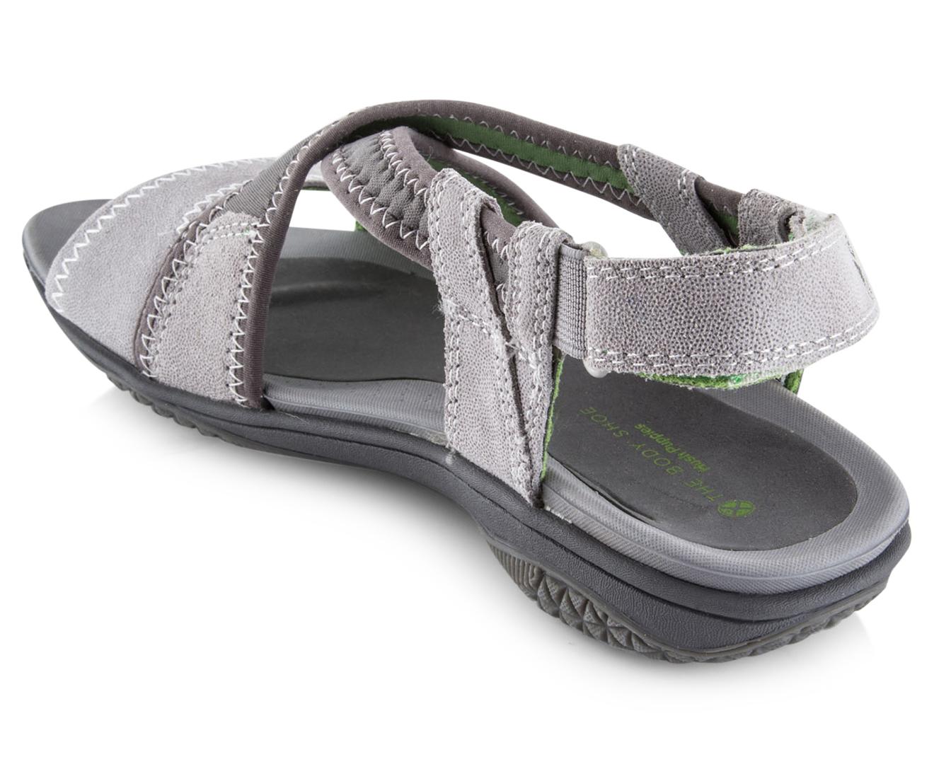 Hush Puppies Women S Bobbi Ione Sandals Grey Multi