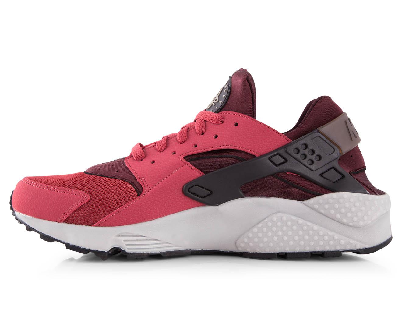 new arrival 47426 95c55 Nike Men s Huarache - Cedar Black Burgundy   Catch.com.au