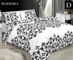 Apartmento Antoinette Double Quilt Cover Set - White 1
