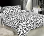 Apartmento Antoinette Double Quilt Cover Set - White 2
