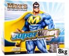 Max's Super Whey Protein Powder Banana Smoothie 8kg 1