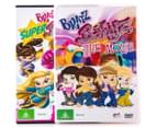 Bratz: Super Babyz DVD 2-Pack (G) 2