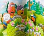 Sesame Street: Let's Help The Earth Pop-Up Book 3