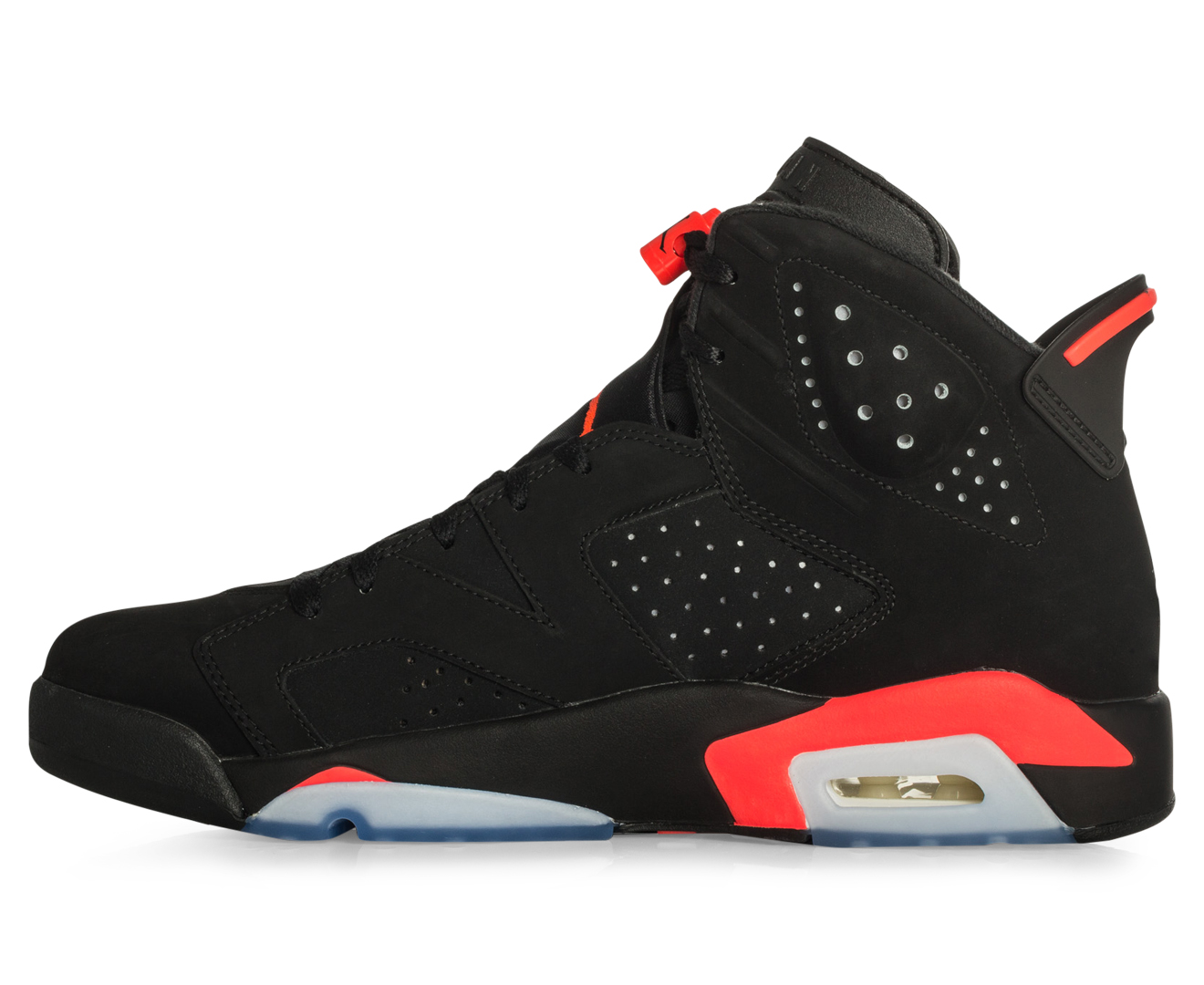 Air Jordan 6 Retro - Black/Infrared