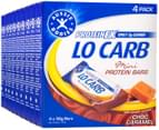36 x Aussie Bodies ProteinFX Lo Carb Mini Bars Choc Caramel 30g 4