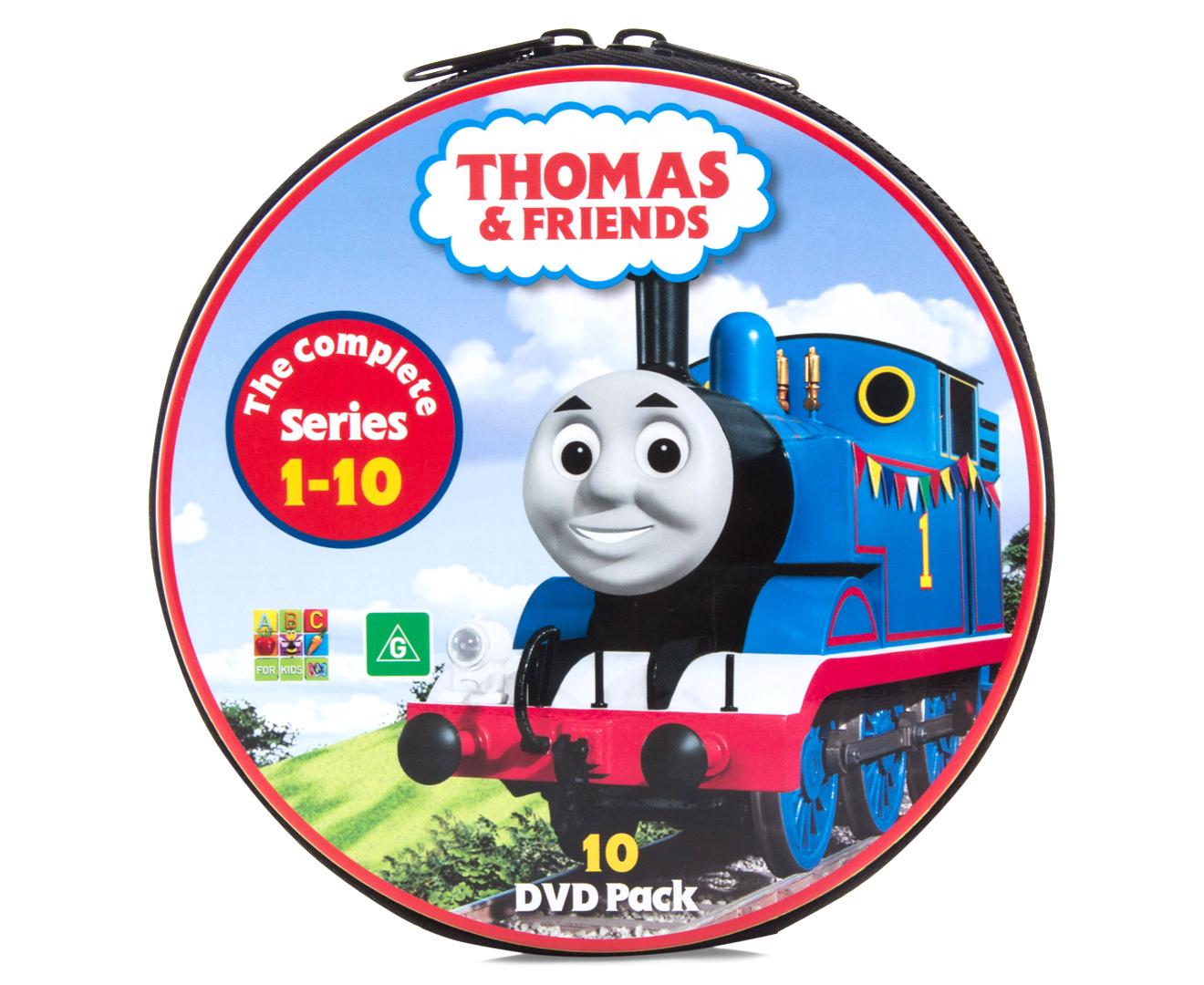thomas the tank engine s1 10 dvd catch com au