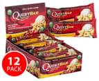 12 x Quest Protein Bars Apple Pie 60g 1