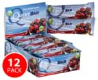 12 x Quest Protein Bars Mixed Berry 60g 1