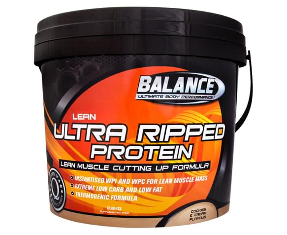 Ultra ripped protein