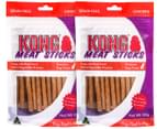 2 x KONG Meat Sticks Chicken 100g 3