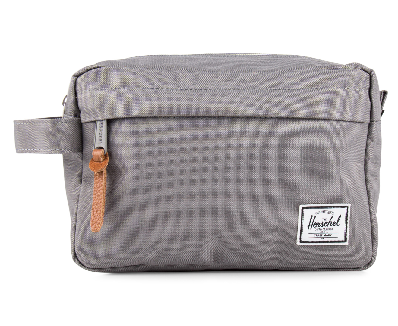abeed9a4f810 Herschel Supply Co 4L Chapter Toiletry Bag - Grey
