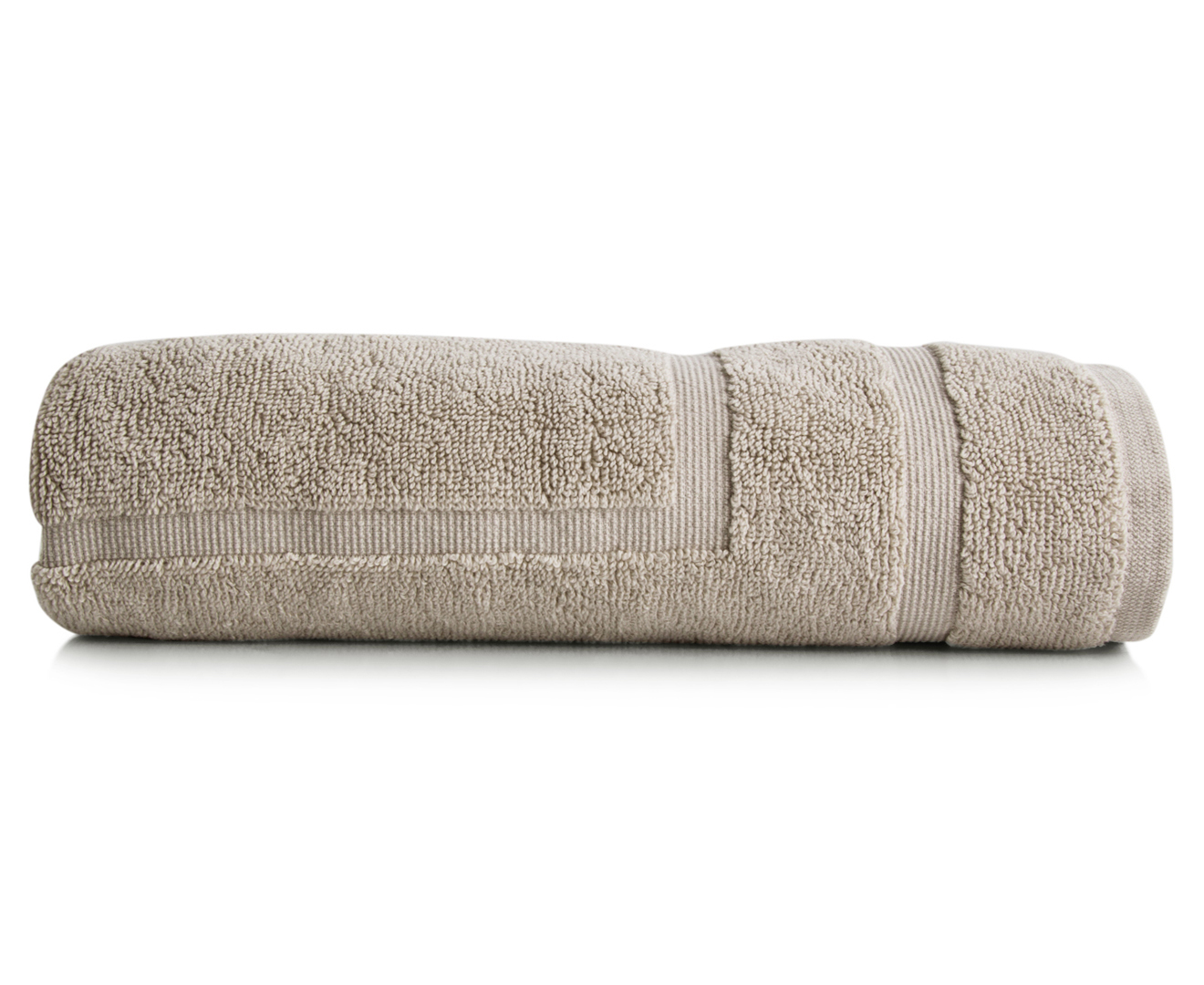 Onkaparinga Egyptian Cotton 60x90cm Bath Mat Taupe