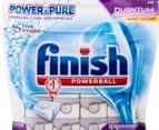 3 x Finish Quantum Power & Pure Dishwashing Tabs 27pk 2