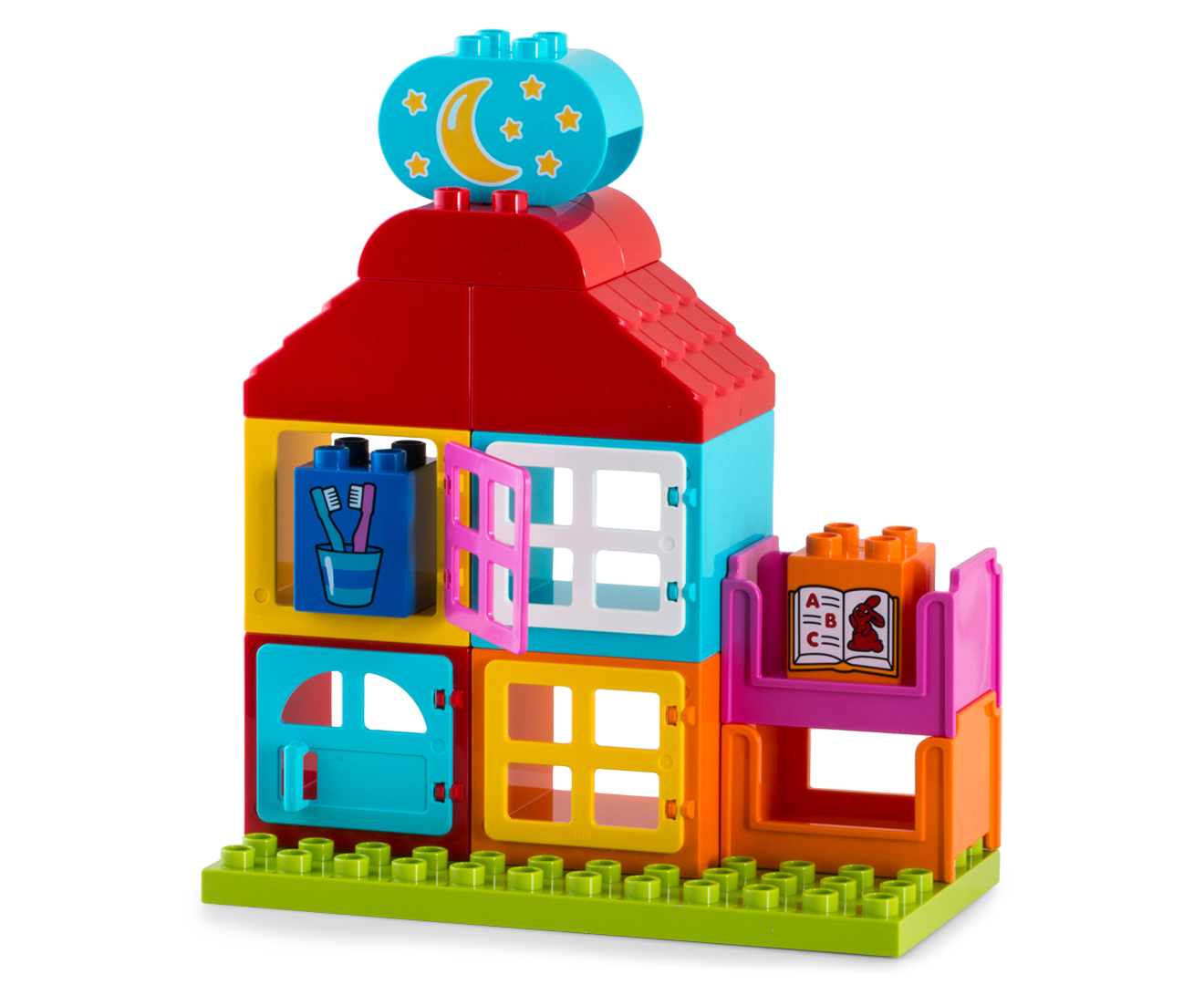 lego duplo my first playhouse playset great daily. Black Bedroom Furniture Sets. Home Design Ideas