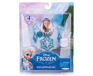 Disney Frozen Elsa Jewellery Set - Blue