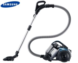 Samsung VC5000 All-Floors Bagless Vacuum Cleaner - Blue