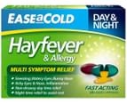Ease A Cold Hayfever & Allergy Liquid Caps 24pk 3