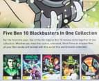 Ben 10 5-Movie Collection DVD (PG) 3