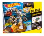 Hot Wheels Monster Jam Max Destruction Battle Trackset 1