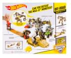 Hot Wheels Monster Jam Max Destruction Battle Trackset 2