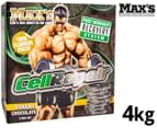 Max's Cell Repair Twin Pack  4kg - Banana & Chocolate 1