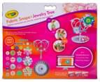 Crayola Fabric Snaps Jewelry Tree 2