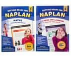Getting Ready For Naplan Year 5 Maths & Reading Pack 1