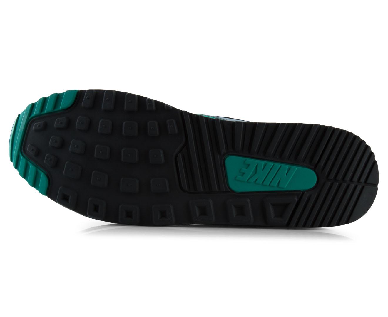 73c39785d6 Nike Men's Air Max Light Essential Shoe - White/Black/Mystic Green |  Catch.com.au
