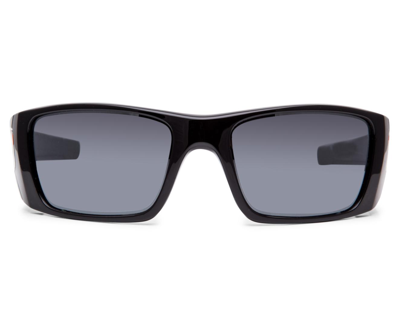 be02286f7887a Oakley Fuel Cell Sunglasses - Polished Black Black Iridium