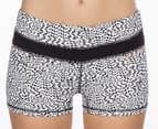 Russell Athletic Women's Shorts - Optic 1