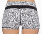 Russell Athletic Women's Shorts - Optic 3