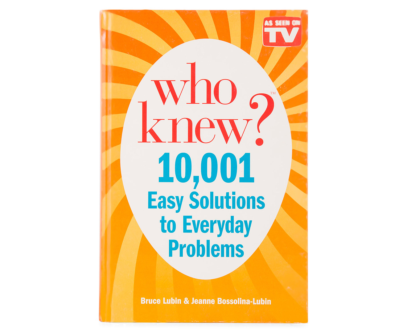 who knew 10 001 easy solutions to everyday problems pdf