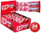 24 x Nestlé Kit Kat Chunky 40g 1