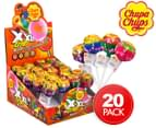 20 x Chupa Chups XXL Trio Lollipops 29g 1