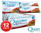 12 x Quest Protein Bars Peanut Butter & Jelly 60g 1