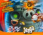 Angry Birds Star Wars Jenga Death Star Game 5