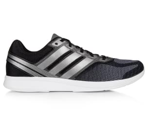 Adidas Men's Lite Pacer 3 Shoe - Black/Grey/Iron