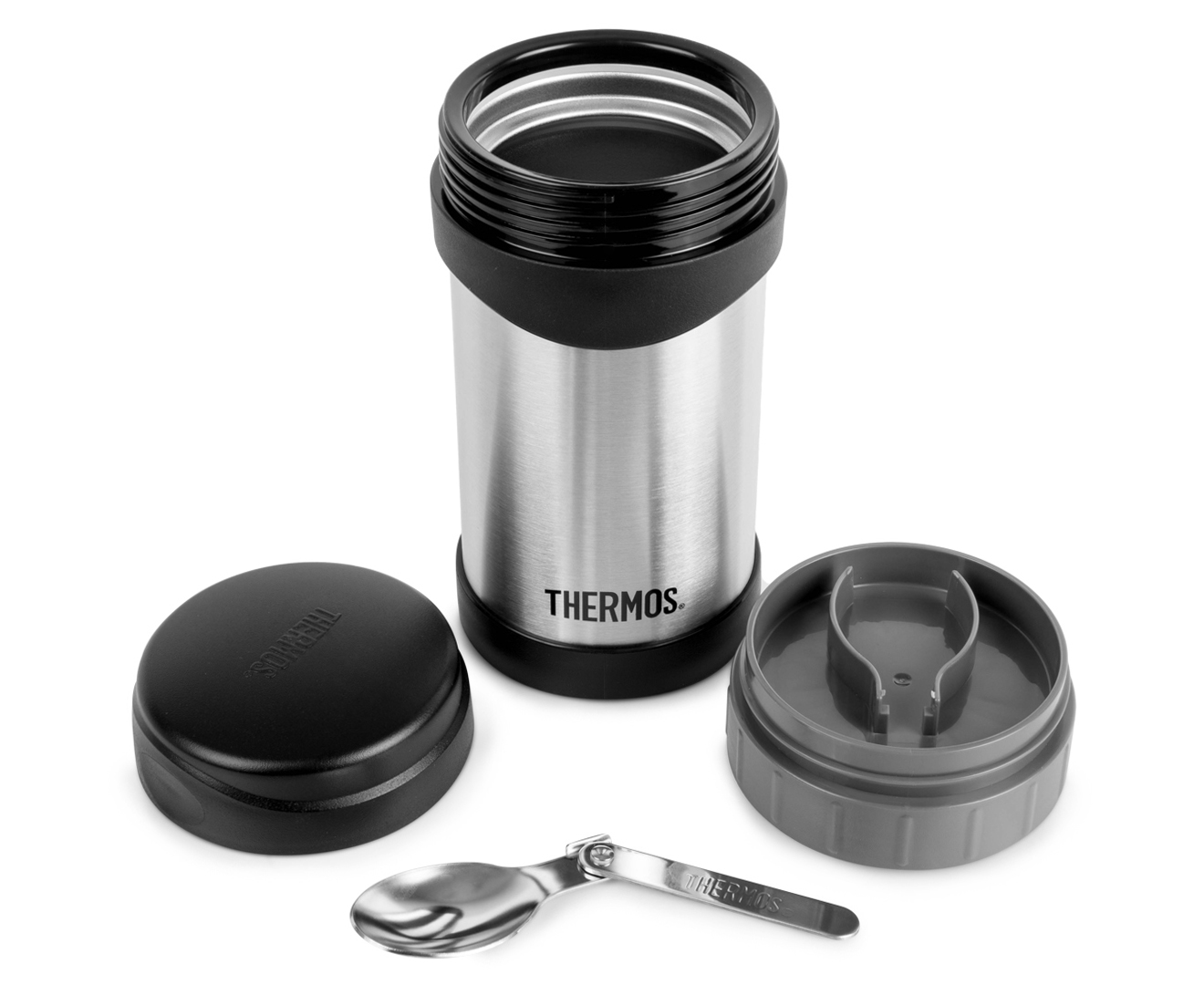 thermos vacuum insulated 470ml food jar scoopon shopping. Black Bedroom Furniture Sets. Home Design Ideas
