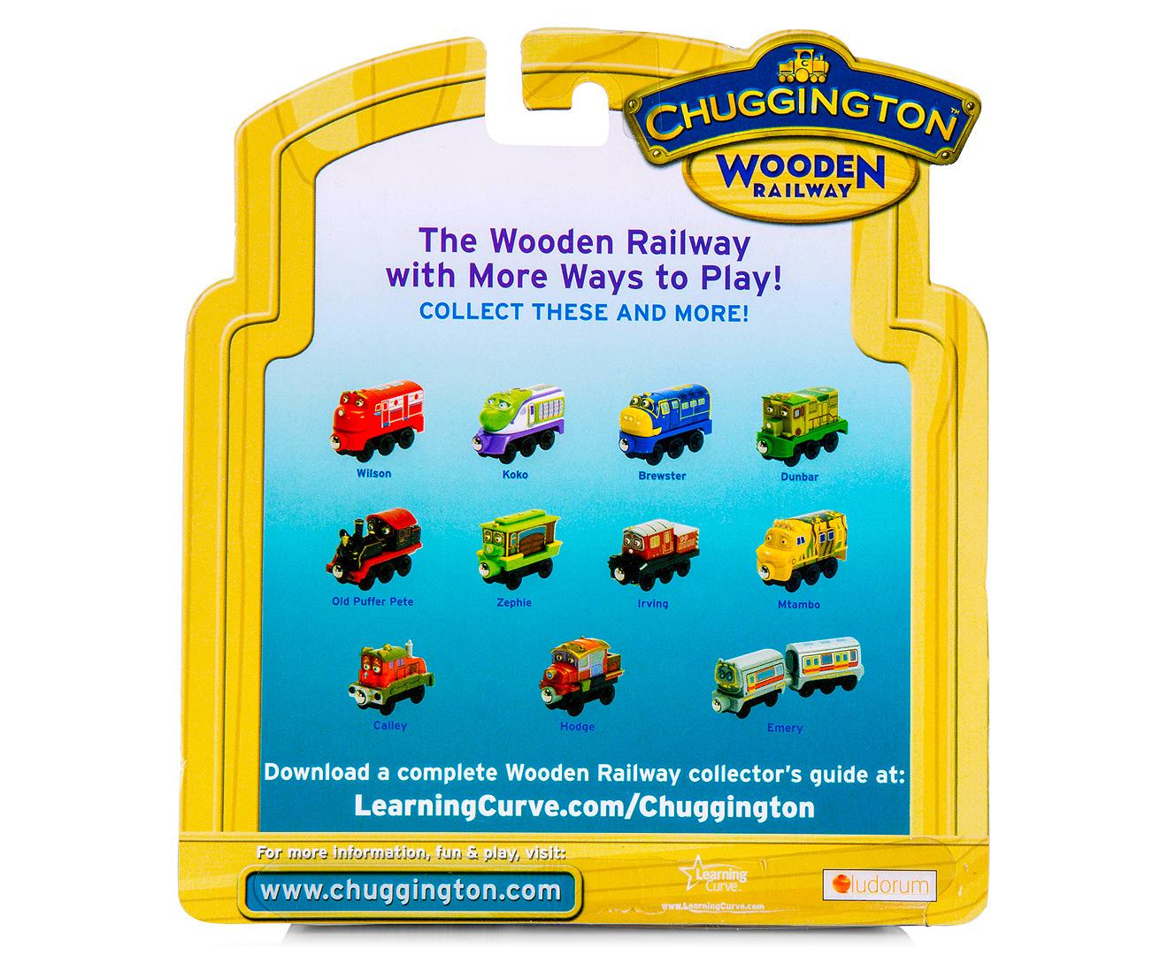 Irving Chuggington Wood Engine Wood Irving Chuggington 0wk8nPXO