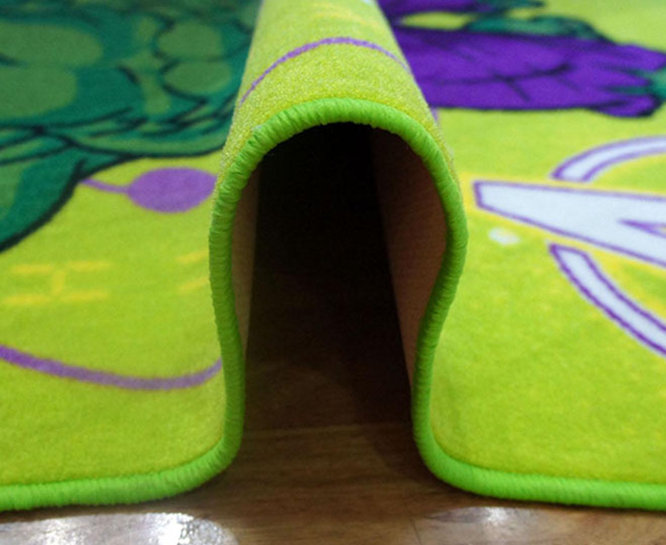 Catch.com.au | The Incredible Hulk 150cm x 100cm Kids' Printed Rug ...