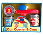 Melissa & Doug Let's Play House Can Opener & Cans 1