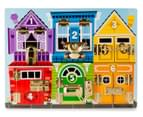 Melissa & Doug Latches Board 2
